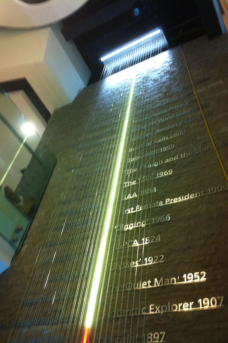 Airport Lighting Display