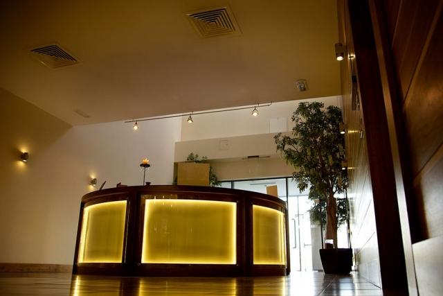 The Heritage Resort Reception