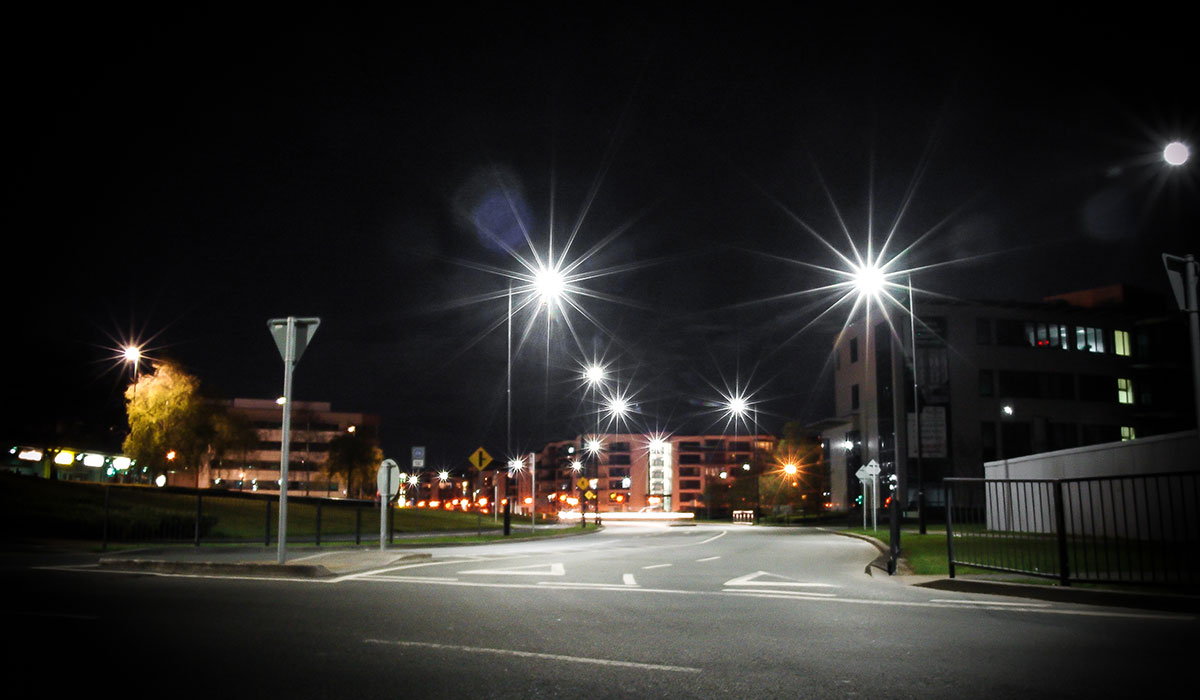 Commercial Lighting Projects Led